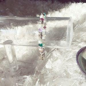 Jewelry - Prayer Box Faux Pearl Bracelet